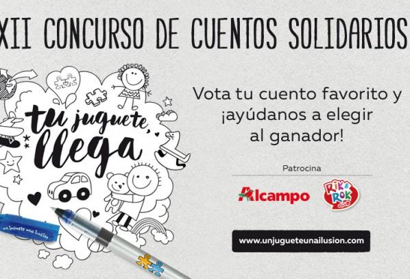 XII Concuros de cuentos solidarios.