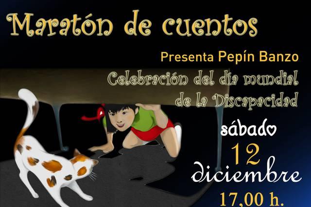 Un maratón de cuentos con final feliz, en Zaragoza.