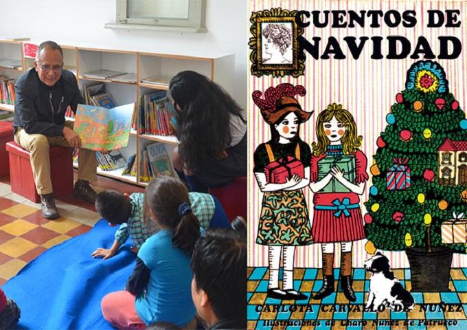 Cuentos de Navidad: tardes de narración infantil. (Perú)